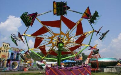 We're Going To Be At The Luzerne County Fair – Bring Your Lucky Numbers For A Chance To Win!